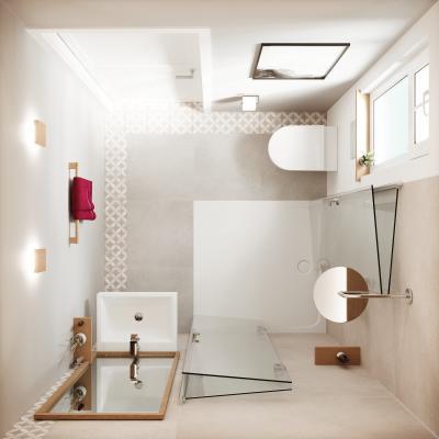 Kaldewei Innovation fürs Minibad