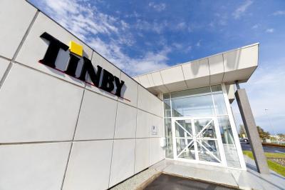TINBY in Dänemark