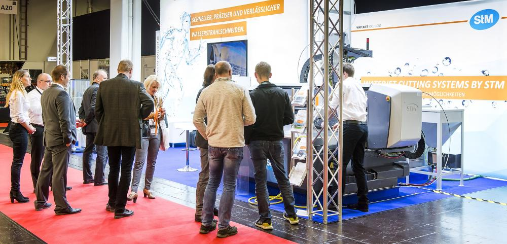 Impression von der Cutting World 2018