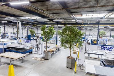 247TailorSteel Fabrik