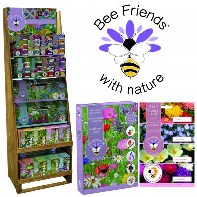 Bee Friends® with nature