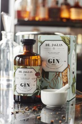 Dr. Jaglas Ginseng Gin