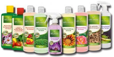 Biplantol Hobby Produkte