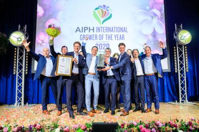 AIPH International Grower of the Year 2020