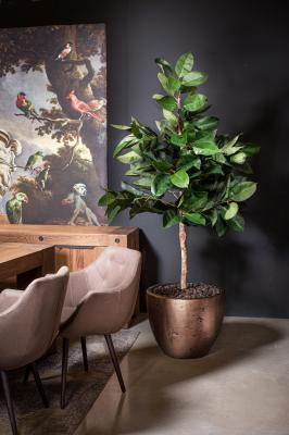 MAGNIFICO planters with artificial plants
