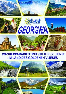 Wander- und Kulturerlebnis in Georgien