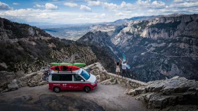 VW T6 California Ocean